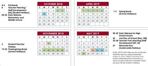 gwinnett county calendar mill creek chronicle