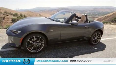 depth review  mazda mx  miata roadster capitol