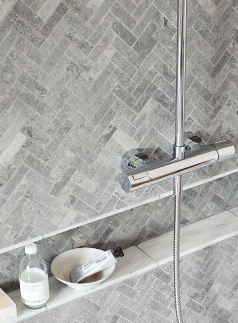 hampton bays herringbone mosaic  east hampton marble