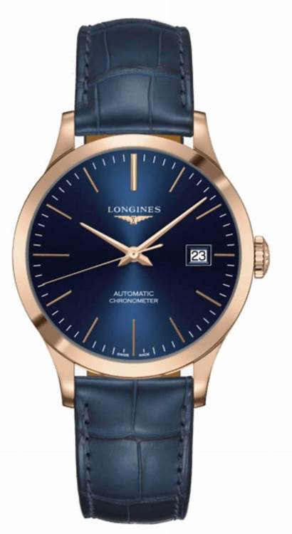 Rose Longines Record Watches Trendy Too Dial