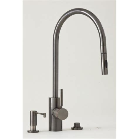 kitchen faucets made in usa 5400 3 plp contemporary pulldown kitchen faucet mini suite