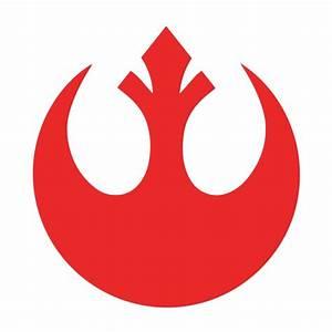Star Wars Inspired Rebel Alliance Logo Vinyl Decal