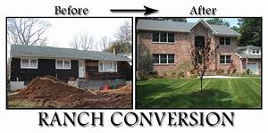 Ranch second story addition traditional newark by for Cost of adding a second floor to a ranch