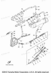 Yamaha Waverunner Parts 2009 Oem Parts Diagram For Exhaust