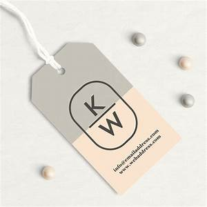 custom hang tags custom clothing labels custom business With clothing label company