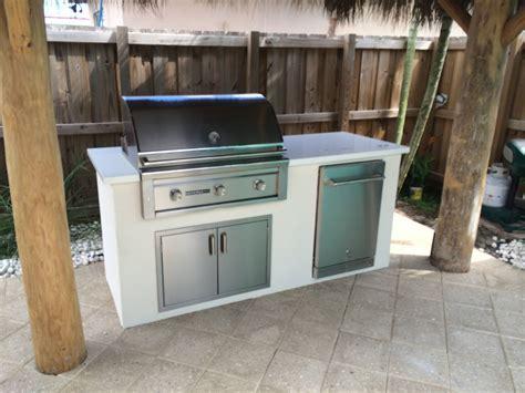 DCS and Lynx Sedona Outdoor Kitchens