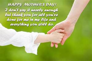 Amazing Happy Mothers Day Quotes From Daughter
