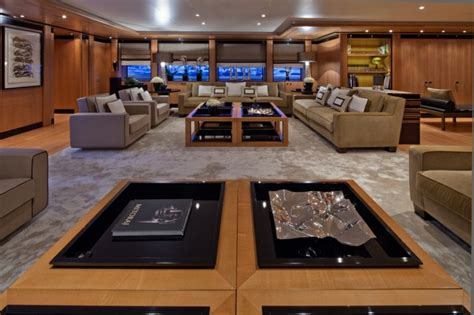 photo interieur yacht de luxe bateau de luxe une s 233 lection d int 233 rieurs exceptionnels