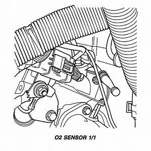 How To Replace Oxygen Sensor On A 01 Chrysler Town And