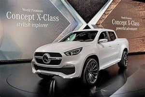 Pick Up Mercedes Amg : new 2018 mercedes x class pick up everything we know so far auto express ~ Melissatoandfro.com Idées de Décoration