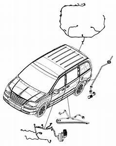 Dodge Grand Caravan Wiring  Liftgate   Power Liftgate
