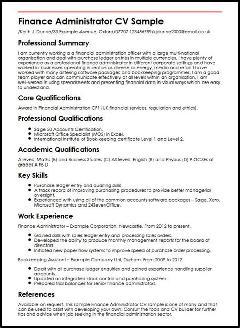 finance administrator cover letter uk financial administrator cover letter sarahepps