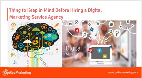 The Importance Of Hiring A Digital Marketing Service Agency