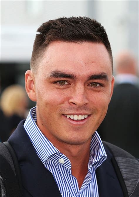 rickie fowler pictures usa team arrives in edinburgh