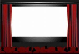 Movie Screen Clipart