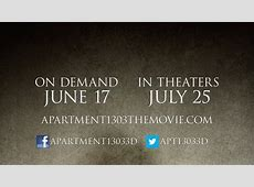 APARTMENT 1303 3D trailer on Vimeo