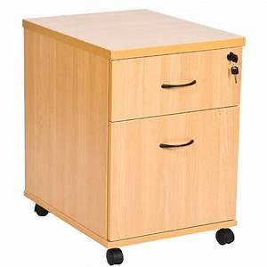 Caisson Rangement Bureau : caisson bureau meuble rangement mobilier negostock ~ Teatrodelosmanantiales.com Idées de Décoration