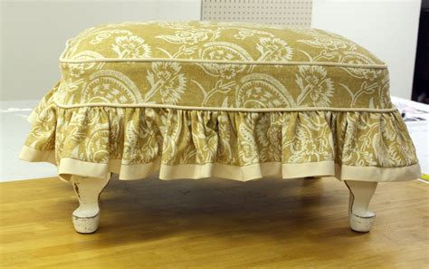 large ottoman slipcover moon ottoman crescent slipcover
