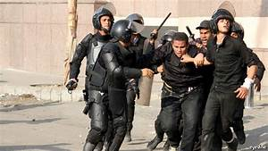 What happened to reform? - Egypt's police