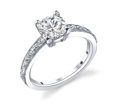 classic engagement rings ritani vintage wedding ring ipunya