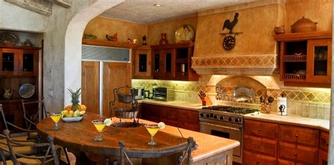 #mexican & Modern Kitchen Located On The Famous Los Cabos