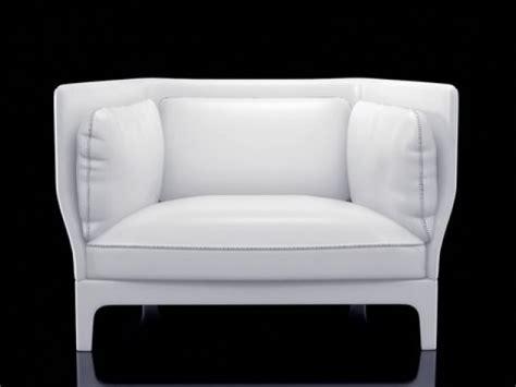 Poltrona Frau 3d Download : Grantorino Armchair 3d Model