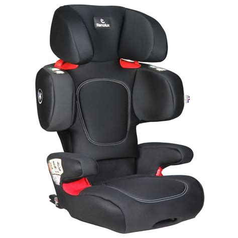 siege auto norauto siège auto isofix renolux renofix softness groupe 2 3