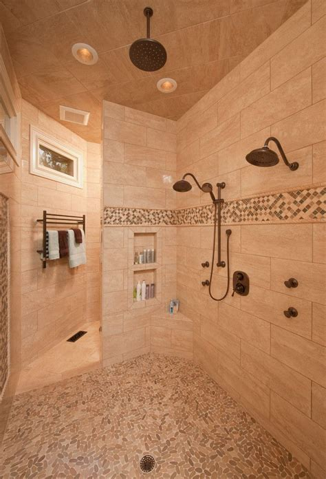 Show Me Bathroom Designs by Best 25 Dual Shower Heads Ideas On