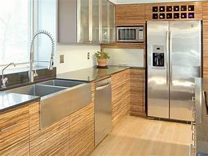 bamboo kitchen cabinets pictures options tips ideas With kitchen cabinet trends 2018 combined with stickers for wall