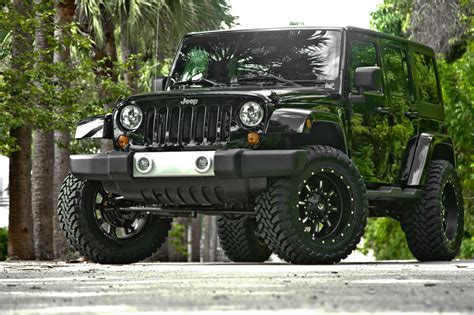 Jeep Wrangler Black 2013 Hd Wallpaper