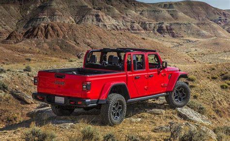jeep finally builds wrangler based pickup odds  ends bigmacktruckscom