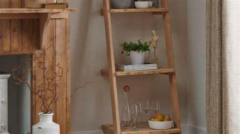 build   unique ladder shelves diy projects