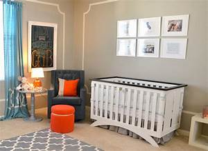 Modern gender neutral nurseries project nursery for Modern unisex nursery ideas
