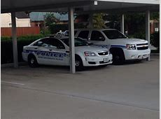 West University Place Police Department Chevy Caprice PPV