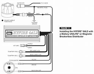 Electronic Ignition Wiring