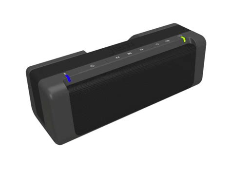 Hmdx Jam Party Hx-p730gy Wireless Bluetooth Rechargeable