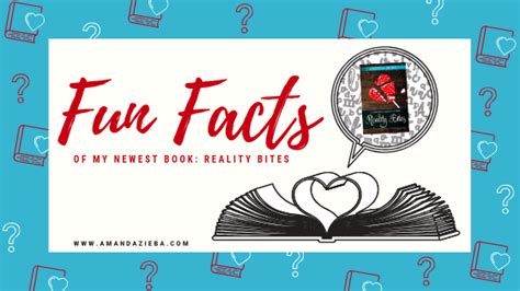 fun facts  images fun facts reality bites book