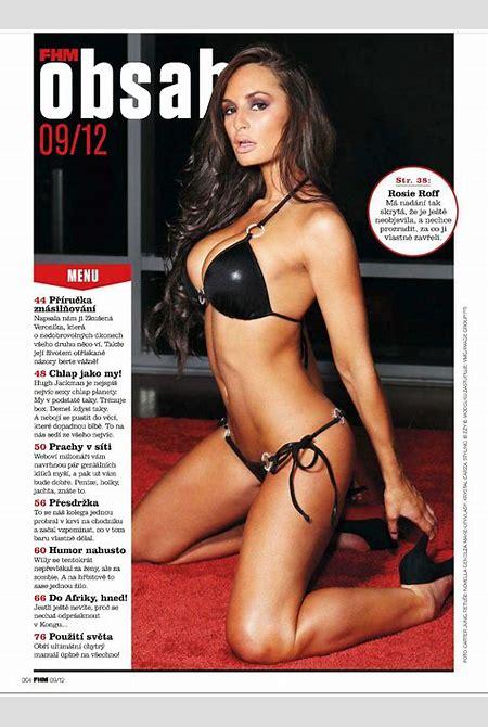 Download Sex Pics Rosie Roff Desnuda En Elite Magazine Poringa