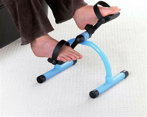 Easy Armchair Leg Arm Exercise Bike Pedal Cycle Machine