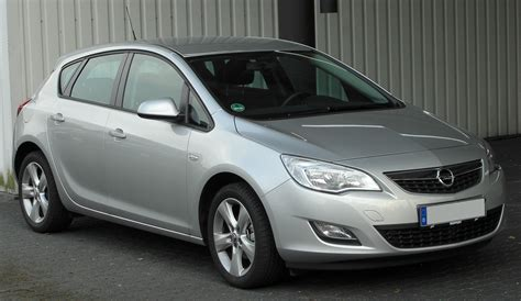 Opel Astra 2010 by 2010 Opel Astra J Pictures Information And Specs Auto