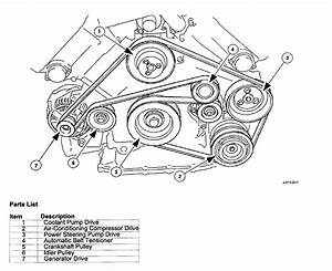 I Need To Replace The Water Pump And Belt Tensioner Pully On My  U0026 39 98 Jaguar Xj8  I U0026 39 D Like To See