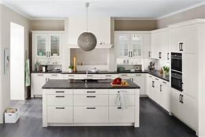 U Küchen Günstig : moderne landhausk che u form ~ Markanthonyermac.com Haus und Dekorationen