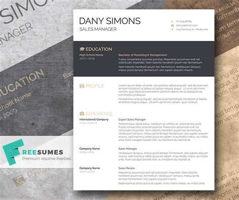 Visually Appealing Resume Templates by Fresh Graphic Design Templates 2016 Business Cards