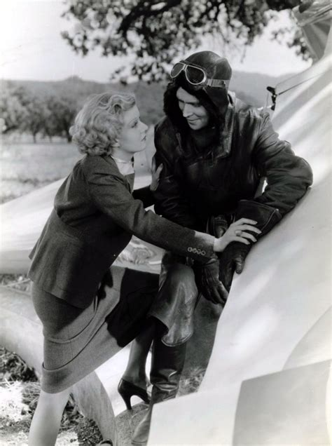 Jean Harlow Franchot Tone Jean Harlow Actresses Old Movie Stars