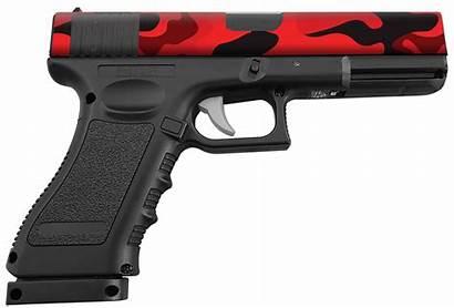 G18 Glock Tactical Camo Wraps Blaster Accessories