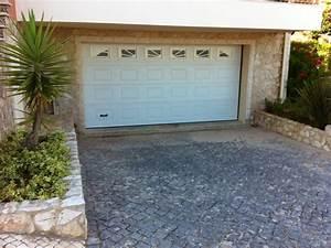 Porte De Garage Sectionnelle Sur Mesure : porte de garage sur mesure portugal maison travaux ~ Dailycaller-alerts.com Idées de Décoration