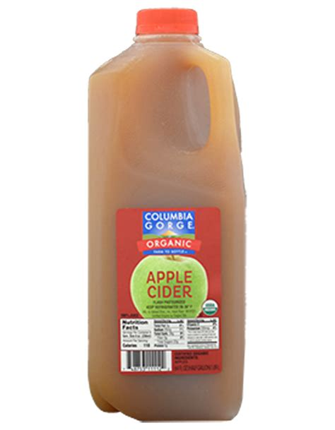 apple food service cider juice cogo