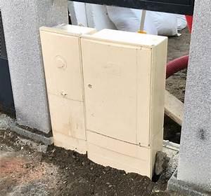 Pose D Un Grillage En Limite De Propriété : faire installer le coffret de son compteur de gaz naturel ~ Premium-room.com Idées de Décoration