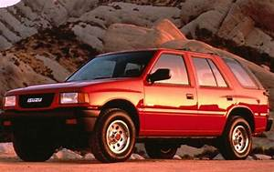 Used 1993 Isuzu Rodeo Pricing