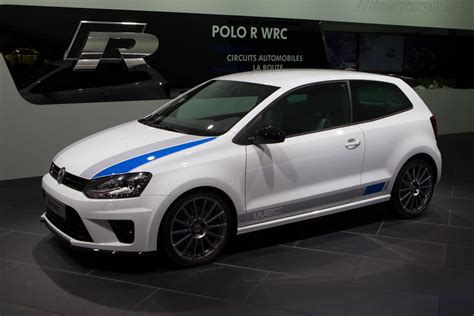 Volkswagen Polo R by Volkswagen Polo R Wrc 2013 Geneva International